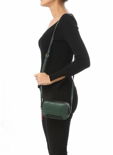 Paul'S Boutique Messenger / Askılı Çanta Yeşil